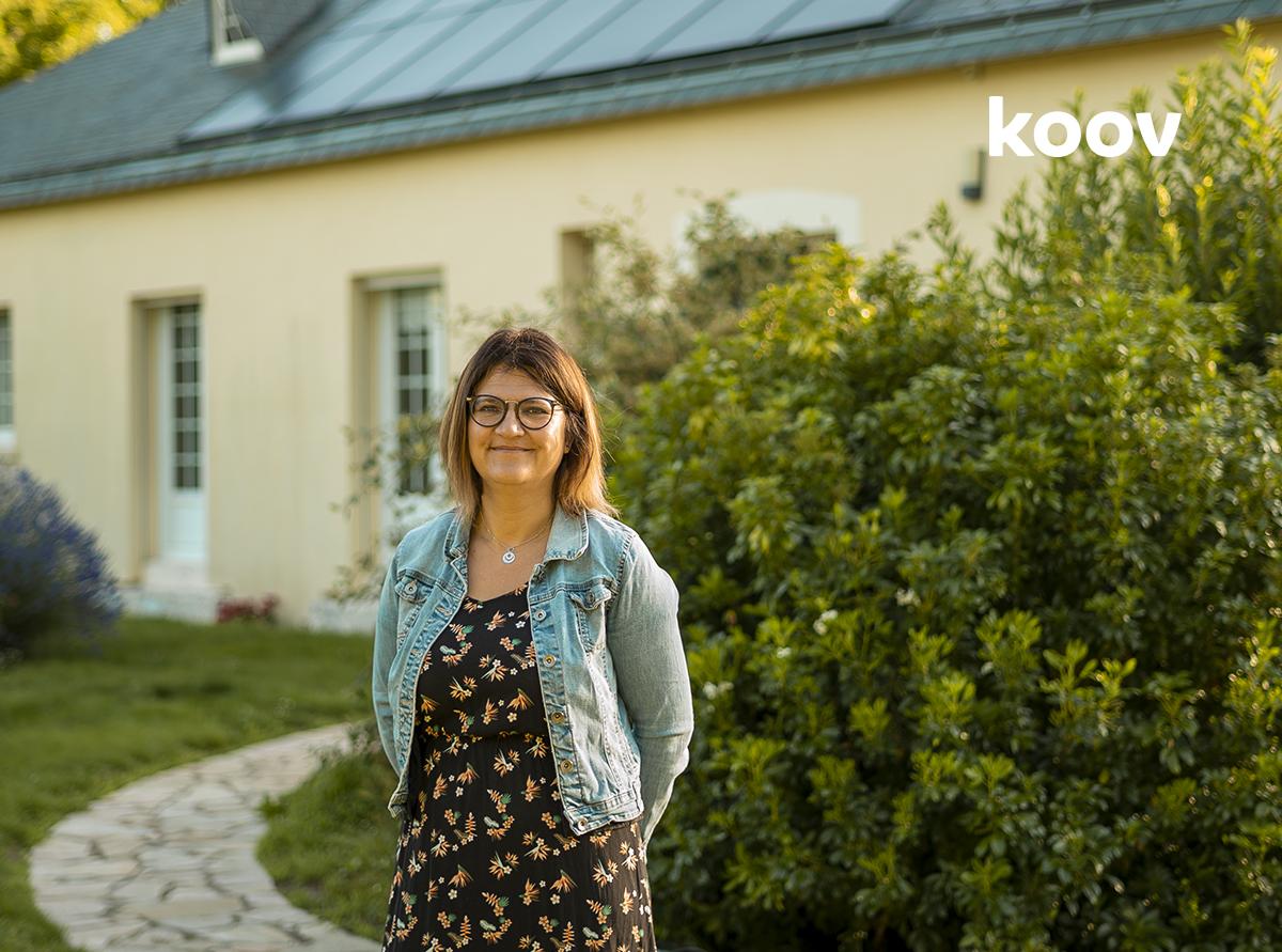 Valérie, 47 ans, Vigneux-de-Bretagne – Pack Solutions Solaires