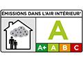 Label a+ niveau emission