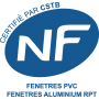 Label nf fenetres