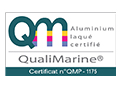 Label qualimarine avant laquage