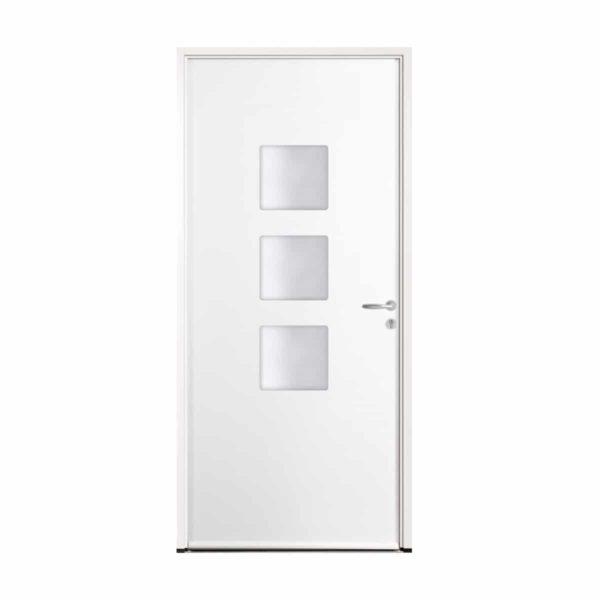 Koov porte entree acier kubika 01