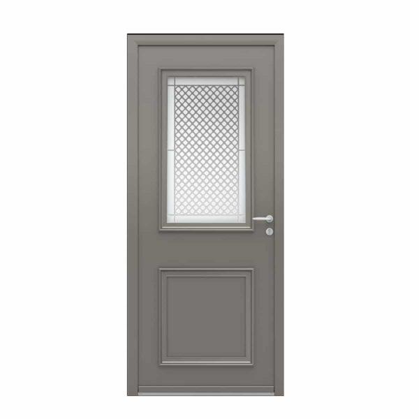 Koov porte entree aluminium blennie 80 2