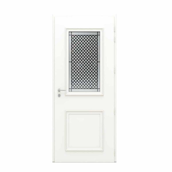 Koov porte entree aluminium blennie 80 3