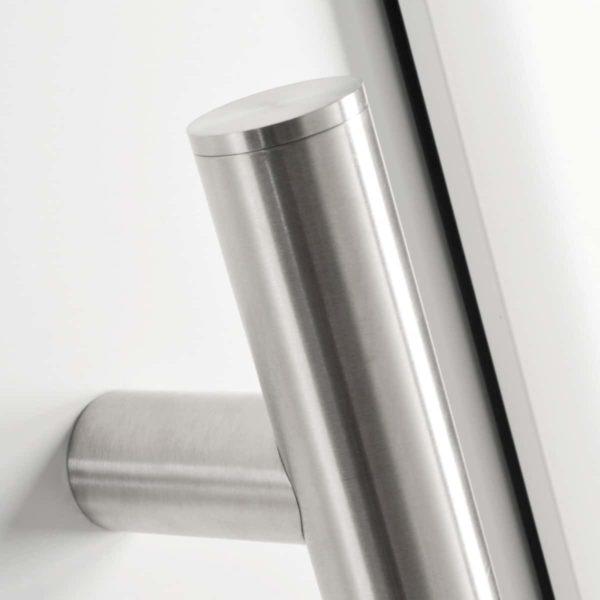 Koov porte entree aluminium liberty 60 03