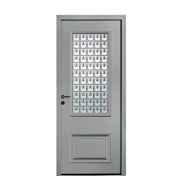 Koov porte entree aluminium motta 80 2