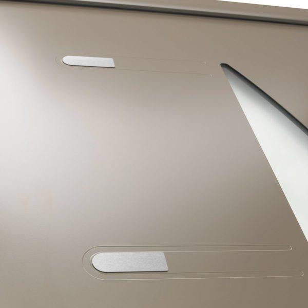 Koov porte entree aluminium orphie 80 4