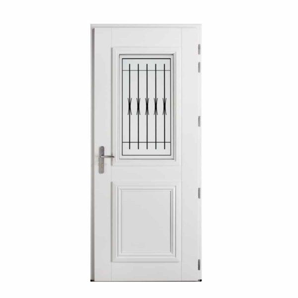 Koov porte entree aluminium ariane 80 02