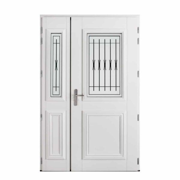 Koov porte entree aluminium ariane 80 04