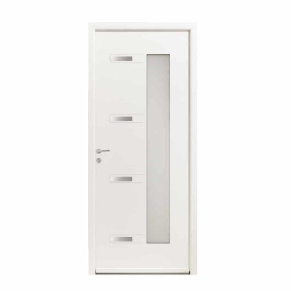 Koov porte entree aluminium dormelle 80 01