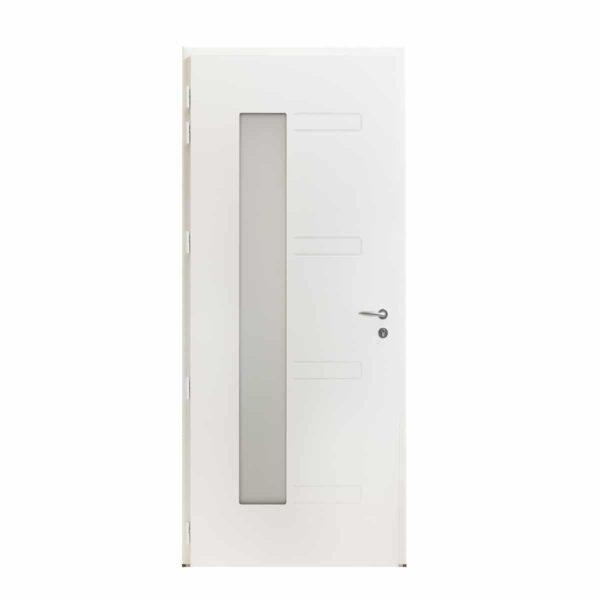 Koov porte entree aluminium dormelle 80 02