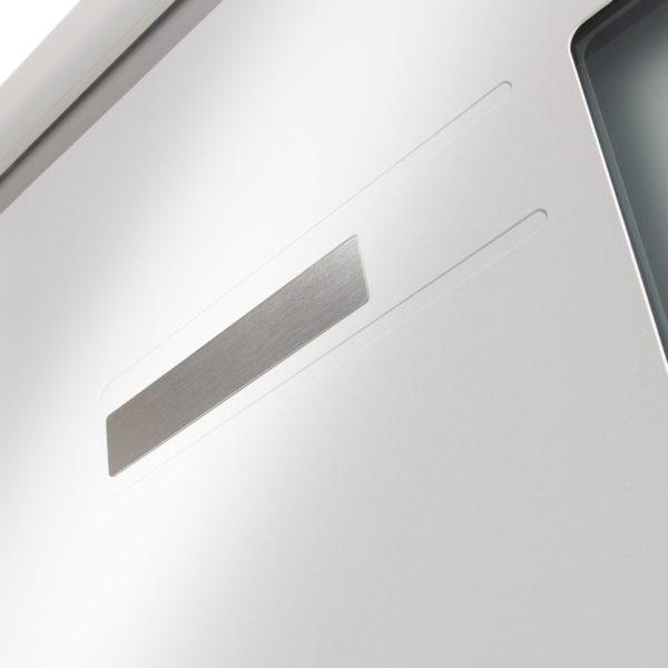 Koov porte entree aluminium dormelle 80 03