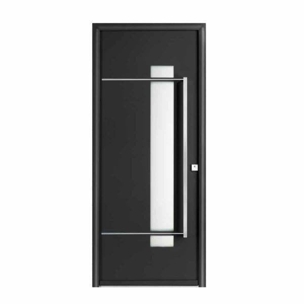 Koov porte entree aluminium glossy 80 02
