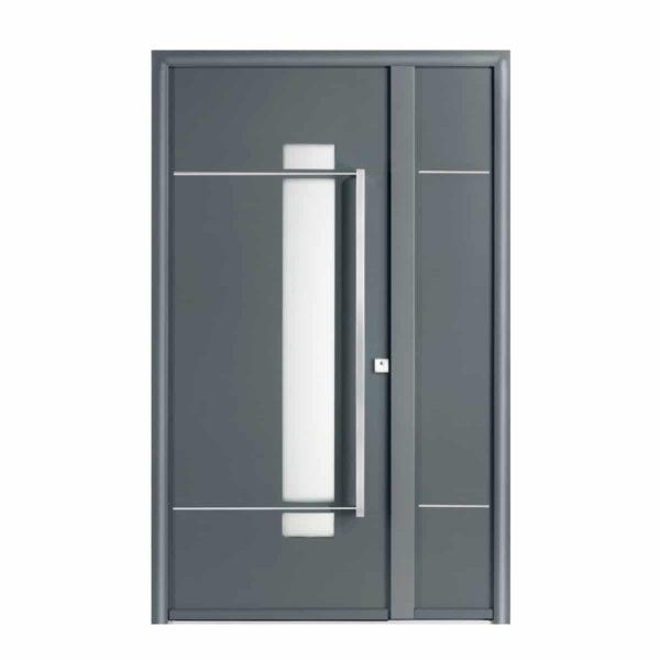 Koov porte entree aluminium glossy 80 03