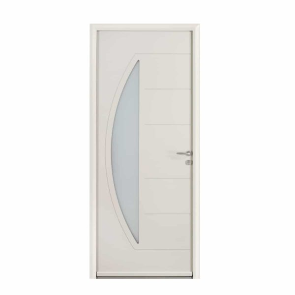 Koov porte entree aluminium hobby 60 01