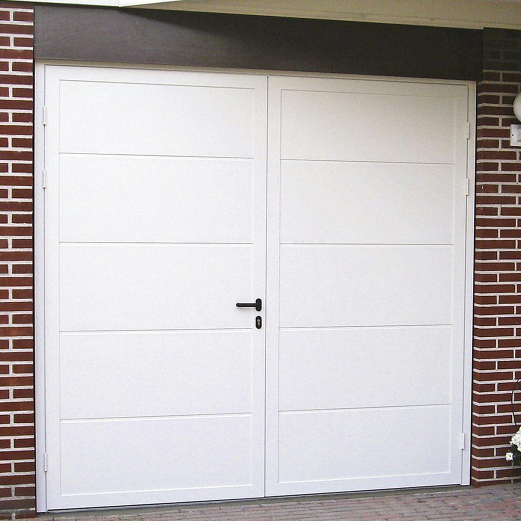 Koov porte garage battante 02