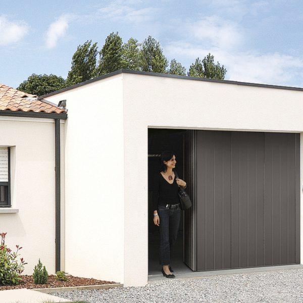 Koov porte garage coulissante 01