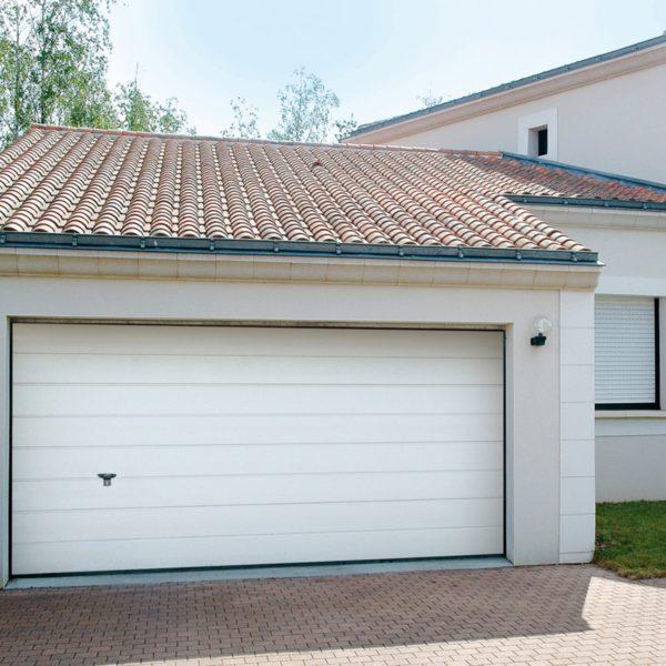 Koov porte garage sectionnelle 03