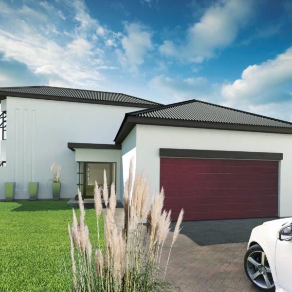 Koov porte garage sectionnelle 04