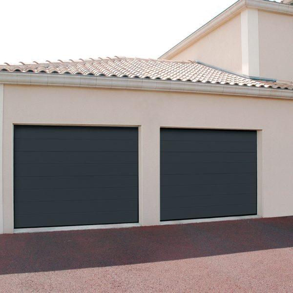 Koov porte garage sectionnelle 05