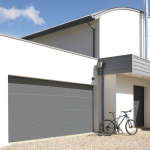 Koov porte garage sectionnelle