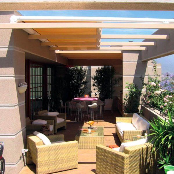 Koov store toiture anti chaleur veranda 02
